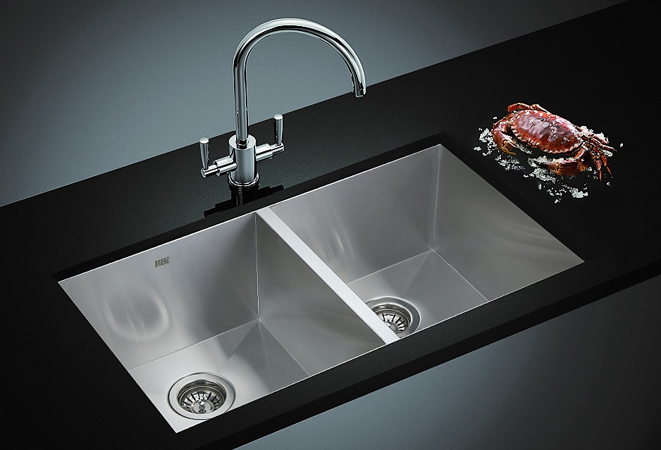 topmount kitchen sinks 820x457mm handmade stainless steel undermount topmount 2867