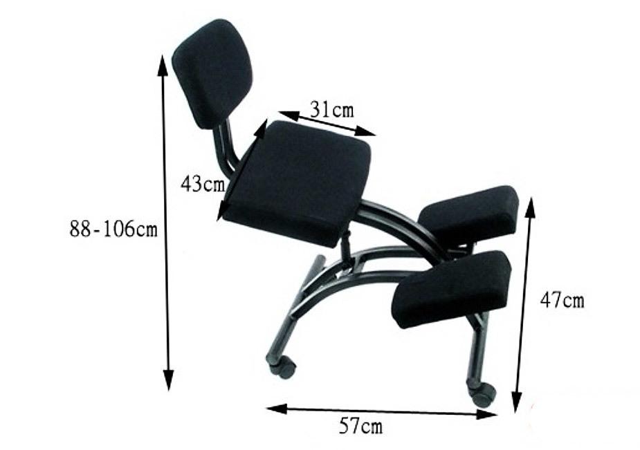 ergonomic office kneeling chair furniture u003e office furniture rh factoryfast com au