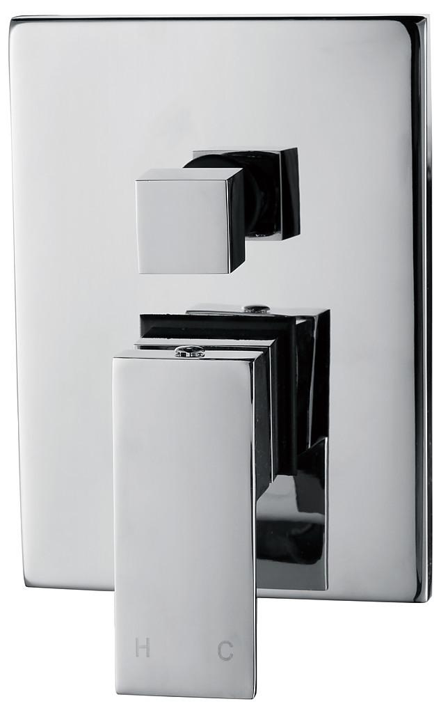 Chrome Bathroom Shower Wall Mixer Diverter W Watermark