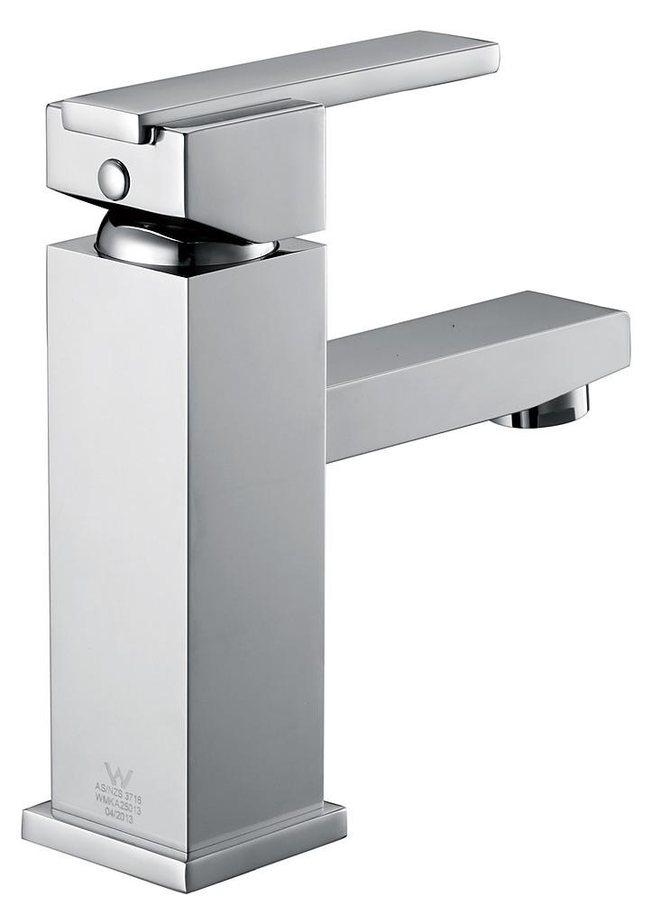 Bathroom Basin: Basin Mixer Tap Faucet -Kitchen Laundry Bathroom Sink