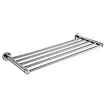 Bathroom Shelf Towel Rail Rack Bar Holder