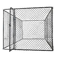 4 x 2.3m Pet Enclosure Dog Kennel Run Animal Fencing Fence