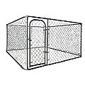 2.3 x 2.3m Pet Enclosure Dog Kennel Run Animal Fencing Fence