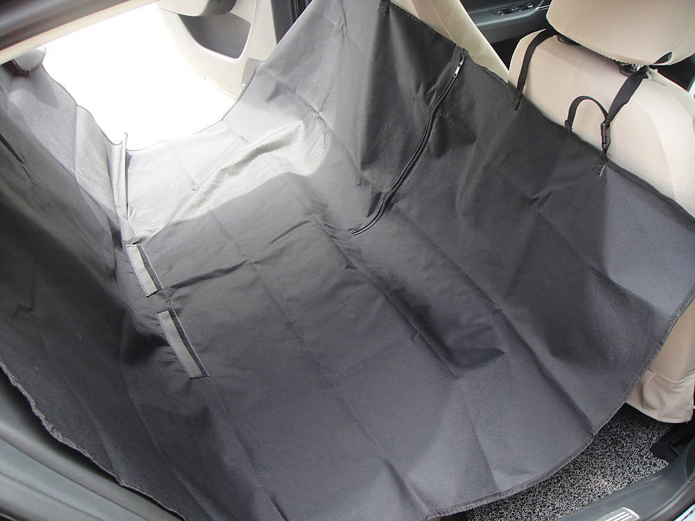 Dog Car Back Seat Cover Hammock Waterproof Home