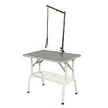 Portable Folding Height Adjust Pet Dog Grooming Table L