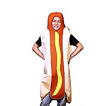 Hotdog One Size Fits all Adults Costume