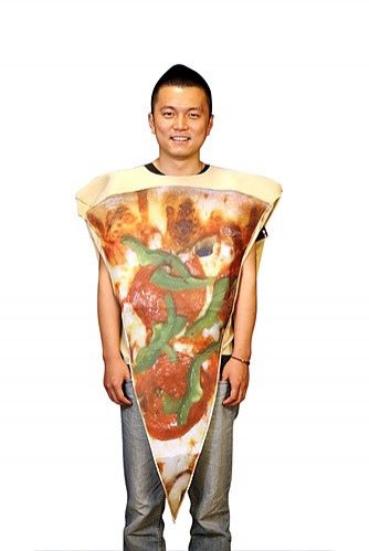 Pizza Slice One Size Fits All Adults Costume Games Amp Hobbies