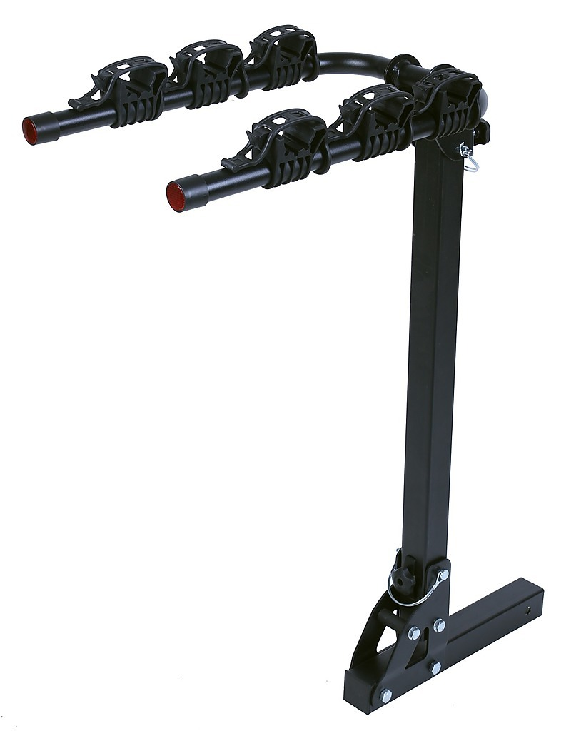 3 Bicycle Bike Rack Hitch Mount Carrier Car Outdoor