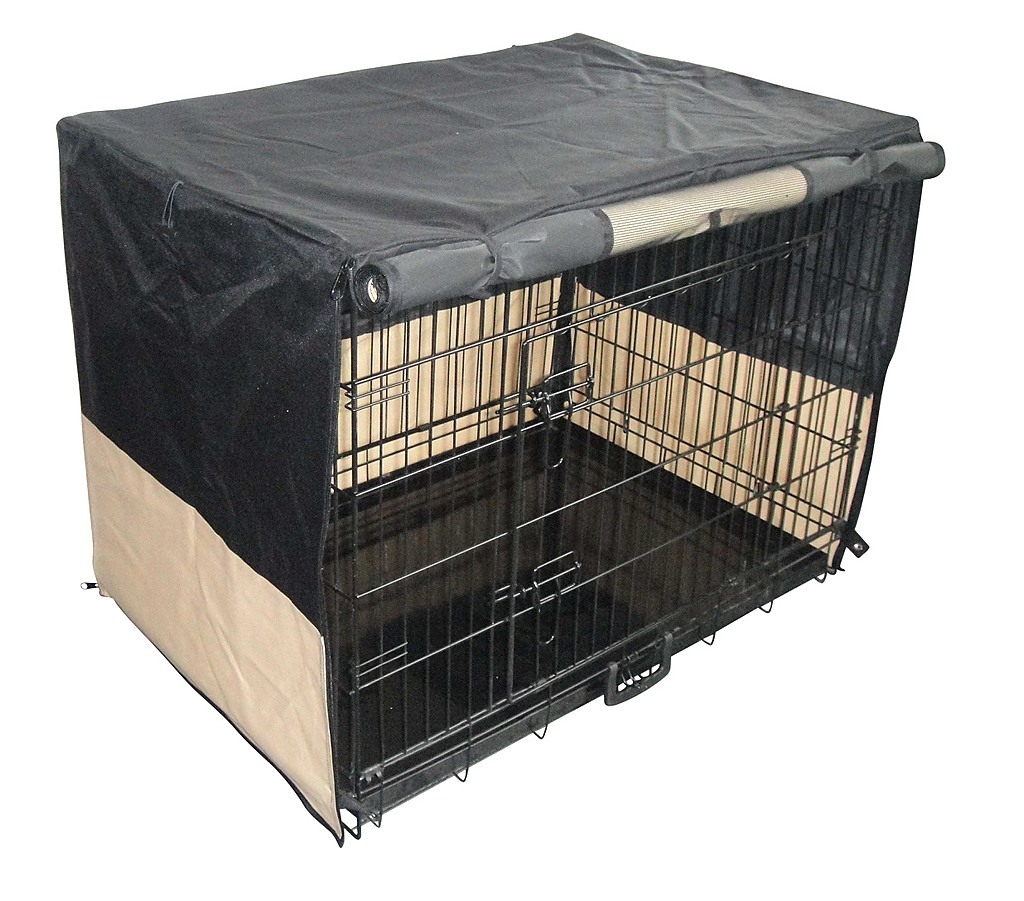 36 Quot Pet Dog Crate With Waterproof Cover Home Amp Lifestyle