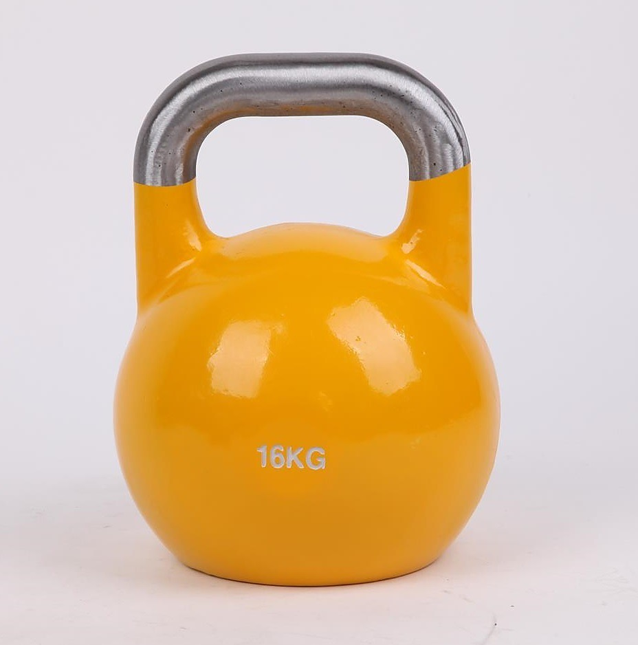 16kg Pro Grade Steel Kettlebell Sports Amp Fitness Gt Weights