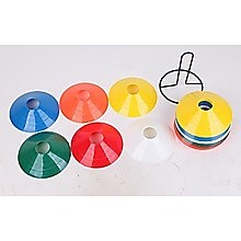Marker Training Cones Set for Soccer, Fitness, Personal Training