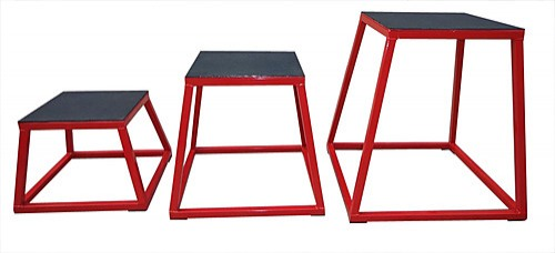 how to build plyometric jump boxes