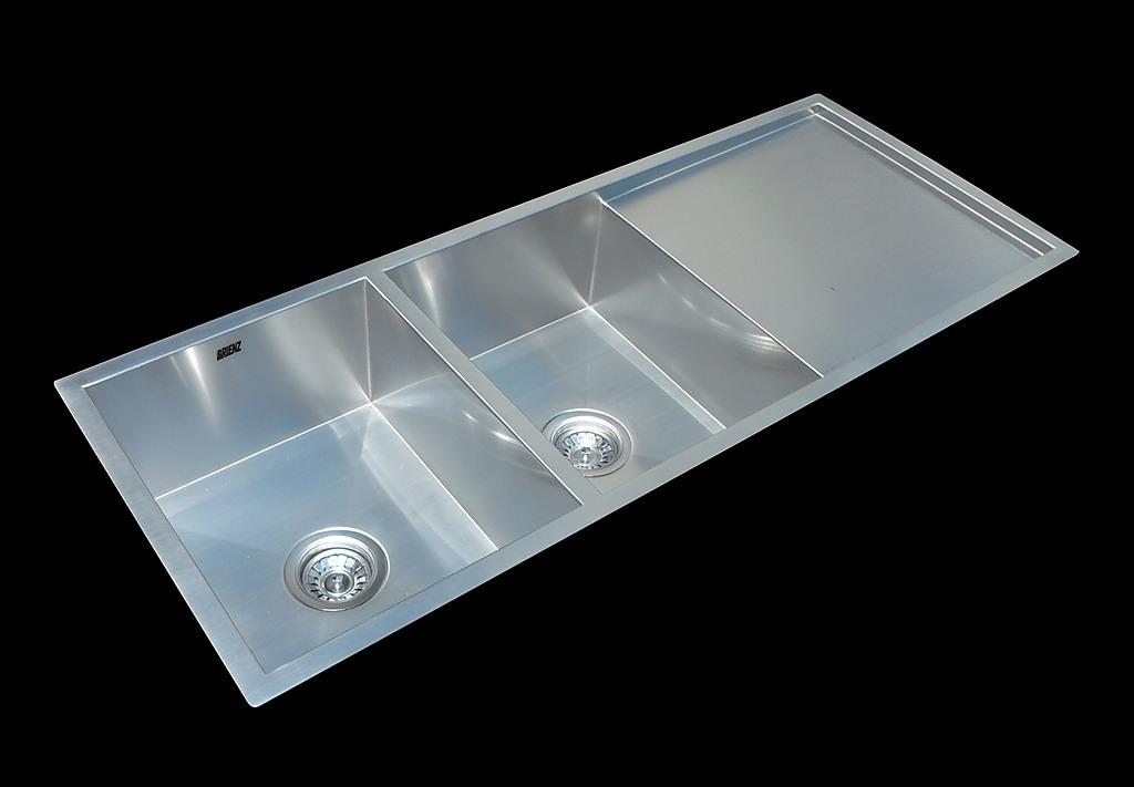 Abey Kitchen Sink White