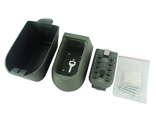 Wall Mount Safe Key Box Lock Power Tools Amp Outdoors