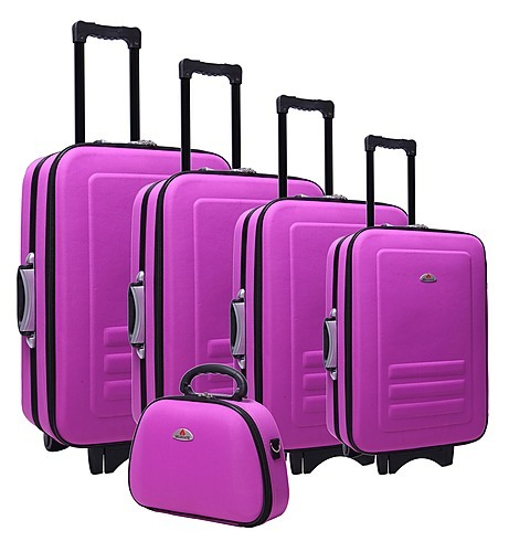 Travel luggage bag set review