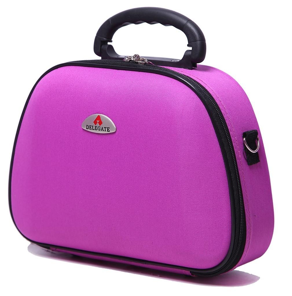 Purple 5pc Luggage Set