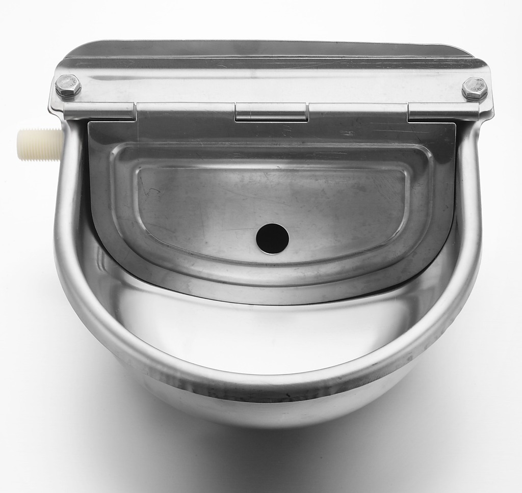 Automatic Water Trough Stainless Steel Bowl Home