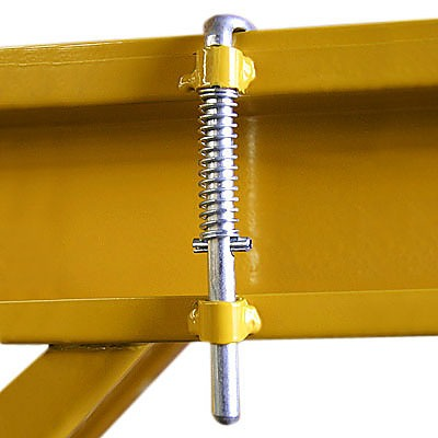 Mobile Safety High Scaffold Ladder Tool 450kg Power