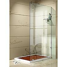 1200x900mm Walk In Wetroom Shower System By Della Francesca