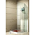 1000x1000mm Walk In Wetroom Shower System By Della Francesca