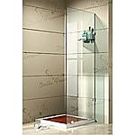 1000x1000mm Walk In Wetroom Shower System By Della Francesca
