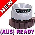 Australian Automatic Coin Counter & Money Cash Sorter
