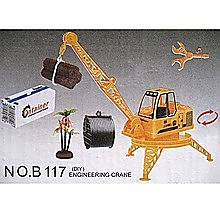 Kids Construction Crane