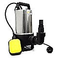 Submersible Dirty Water Pump Garden Stainless Steel 1100W