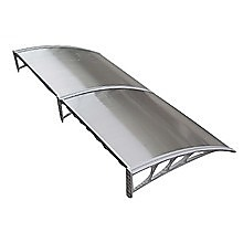 DIY Outdoor Awning Cover - 1 x 2m