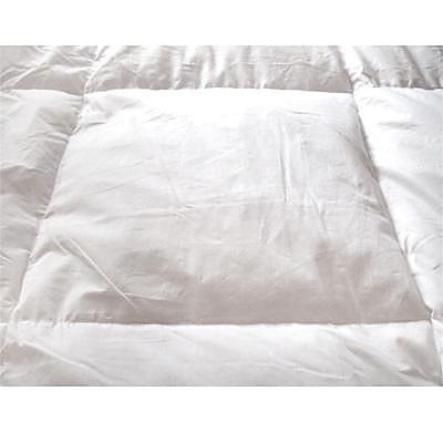 100 white goose feather mattress topper queen