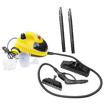 High Pressure Carpet Steam Cleaner Steamer W Accessories