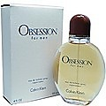 OBSESSION 125ml EDT SP by CALVIN KLEIN