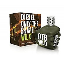 ONLY THE BRAVE WILD 75ml EDT SP by DIESEL