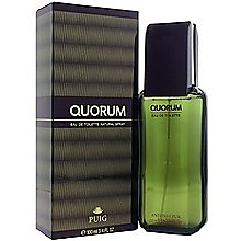 QUORUM 100ml EDT SP by ANTONIO PUIG