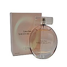 BEAUTY SHEER 100ml EDT SP by CALVIN KLEIN