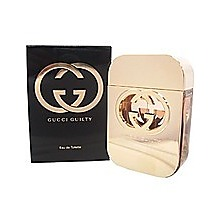 GUCCI GUILTY 75ml EDT SP by GUCCI