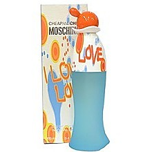 I LOVE LOVE 100ml EDT SP by MOSCHINO