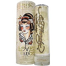 LOVE & LUCK WOMEN 100ml EDP SP by ED HARDY