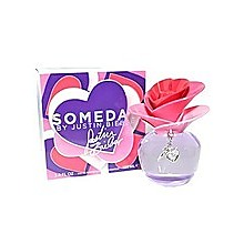 SOMEDAY 100ml EDP SP by JUSTIN BIEBER
